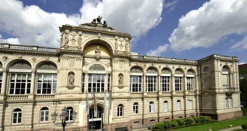 Palast der Badekultur im antiken Gewand – das Friedrichsbad in Baden-Baden