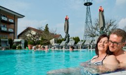 Heißes Schwefelwasser statt Öl – Eine Überraschung führt zum Heilerfolg – Über ein Thermalbad in Bad Füssing